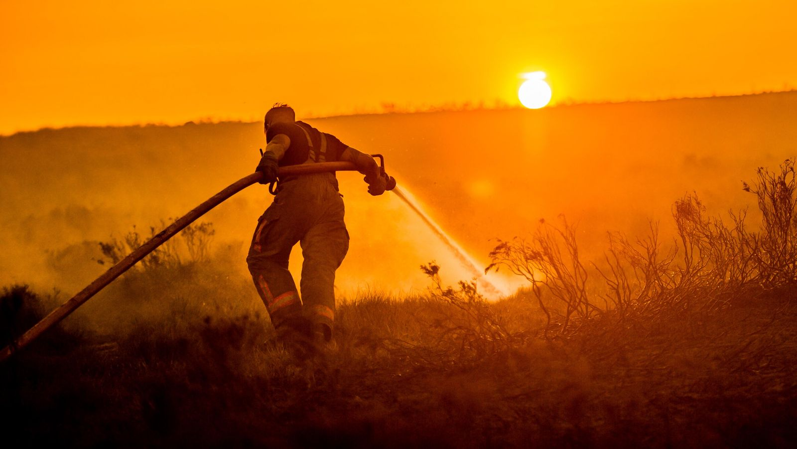 British wildfires are getting more frequent. Here's what that means. (27 Apr 2020)