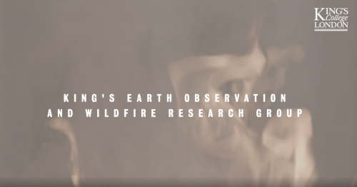 Introduction to King's Earth Observation & Research Group