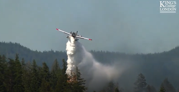 An introduction to wildfire ignition, fire spread, and fire suppression